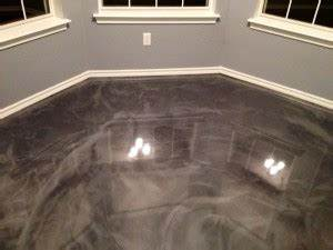 concrete staining fort worth